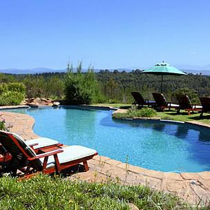 Fynbos Ridge Country House Garden Route 3